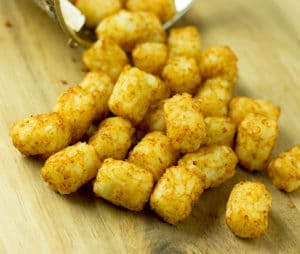 air fryer tater tots