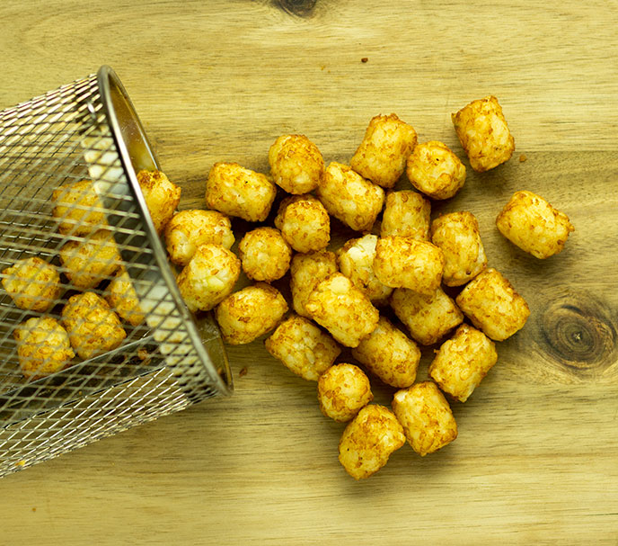 tater tots in air fryer