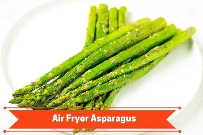 Air Fryer Asparagus