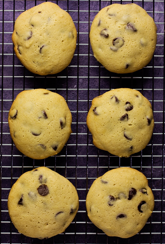 sourdough chocolate chip cookies recipe
